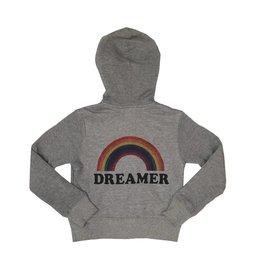 Sparkle Dreamer Rainbow Zip Hoodie