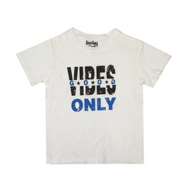 Replay Good Vibes Only Tee