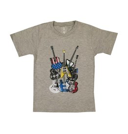 Wes & Willy Guitars Tee