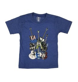 Wes & Willy Infant Guitars Tee