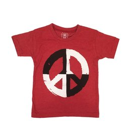 Wes & Willy Infant Peace Sign Tee