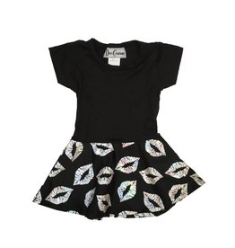 Dori Creations Infant Silver Lips Dress