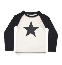 Mish Infant Navy Star Rashguard