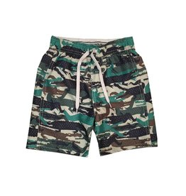 Wes & Willy Camo Gator Swimsuit
