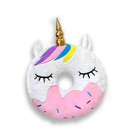 Unicorn Donut Pillow