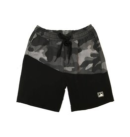 Coral Reef Black Camo Swimsuit