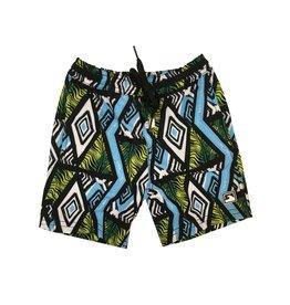 Coral Reef Jungle Aztec Infant Swimsuit