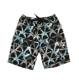 Coral Reef Shark Jaws Swimsuit