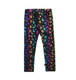 Terez Rainbow Cheetah Foil Legging
