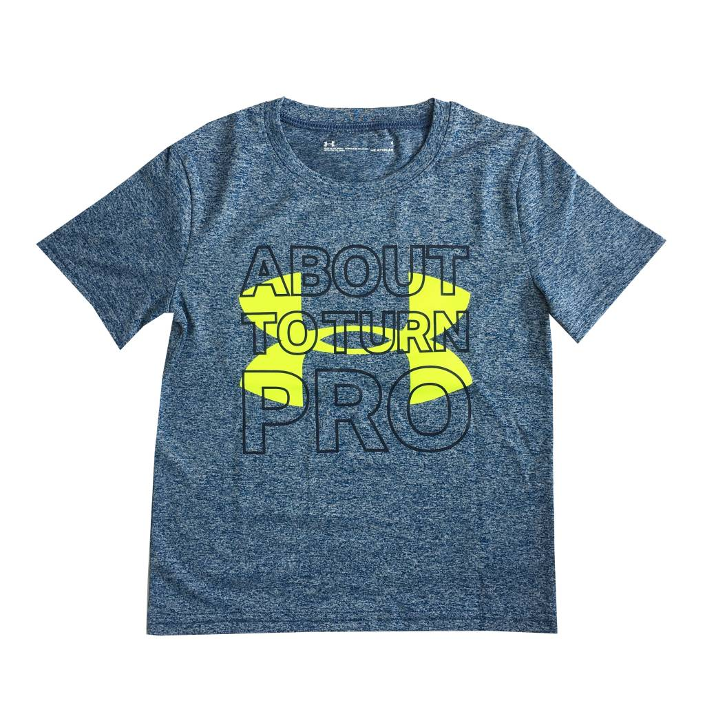 Under Armour About to Turn Pro Tee
