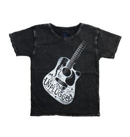Wes & Willy Unplugged Faded Tee