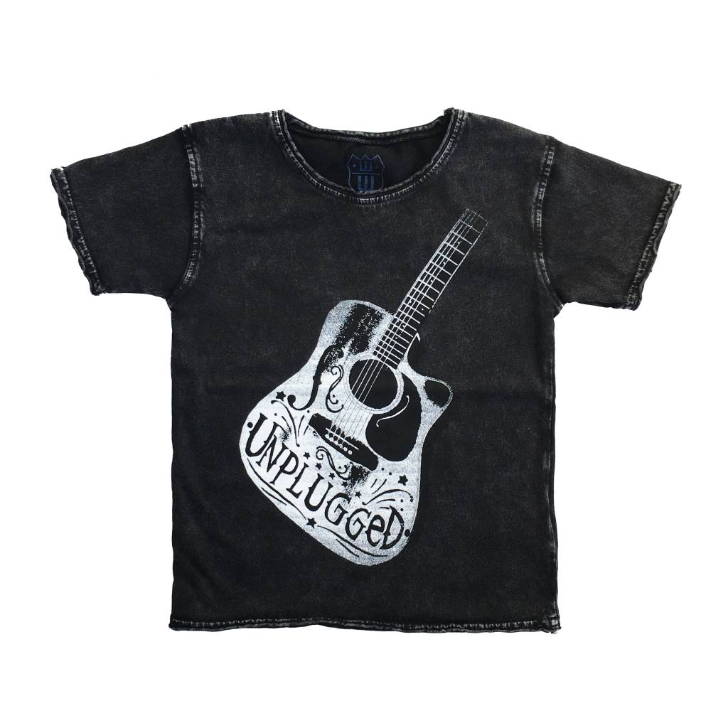 Wes & Willy Unplugged Faded Infant Tee
