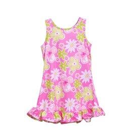 Flap Happy Floral Infant Coverup