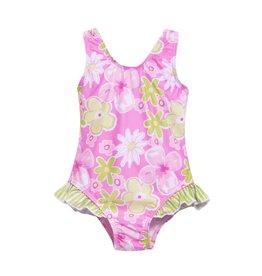 Flap Happy Floral Infant Swimsuit