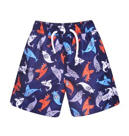 Flap Happy Silly Sharks Swimsuit