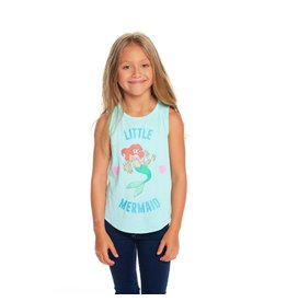 Chaser Little Mermaid Tank