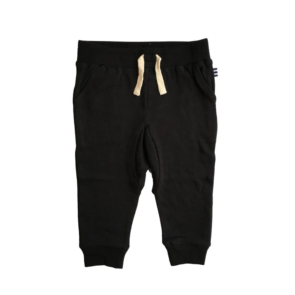 Splendid Cozy Black Sweatpant