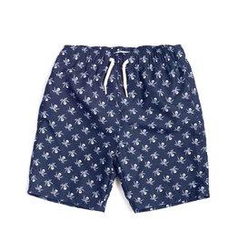 Appaman Skull & Crossbones Swimsuit