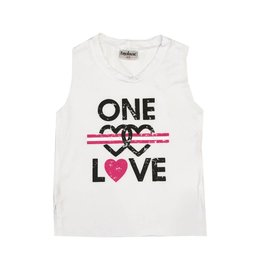 Firehouse Distressed One Love Tank