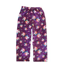 Confetti Pretty Unicorn Fuzzie PJ Pants