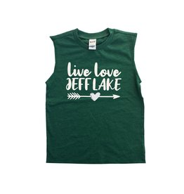 Green Arrow Camp Tank