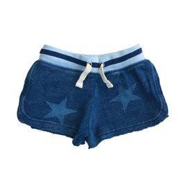 Vintage Havana Burnout Star Shorts