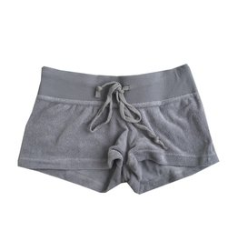 Suzette Grey French Terry Shorts