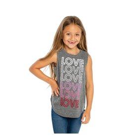 Chaser Love Love Love Tank