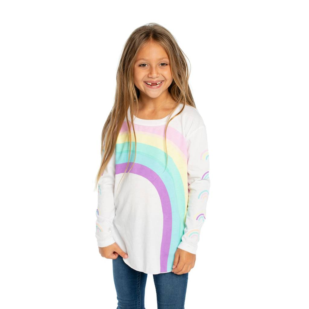 Chaser Rainbows Top