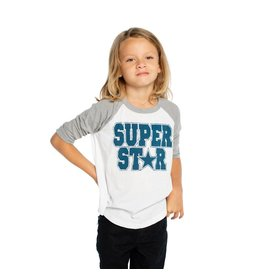 Chaser Super Star Baseball Tee