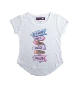 Sparkle by Stoopher Big Cities Tee