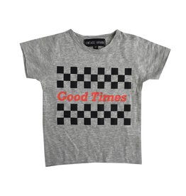 Vintage Havana Checker Good Times Tee