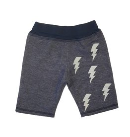 Nano Lightning Bolt Sweat Short
