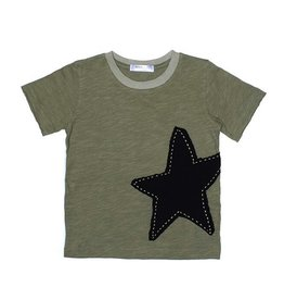 Joah Love Star Patch Tee