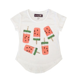 Sparkle by Stoopher Watermelon Pops Tee