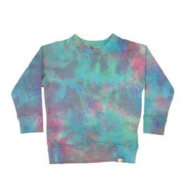 Little Moon Society Infant Tie Dye Sweatshirt