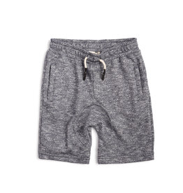 Appaman Heathered Knit Sweat Shorts