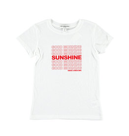 Suburban Riot Good Morning Sunshine Tee