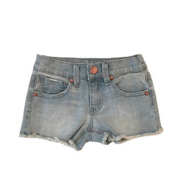 Pinc Light Wash Toddler Denim Shorts