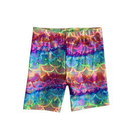 Dori Creations Mermaid Bike Shorts