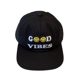 Tiny Whales Good Vibes Kids Fitted Hat