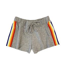 Malibu Sugar Primary Stripe Shorts