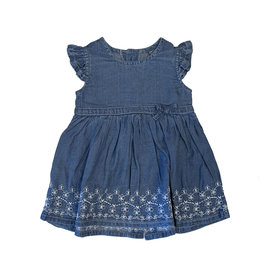 Losan Denim Dress with Bloomers