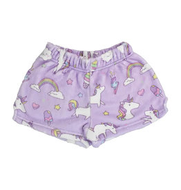 iScream Unicorn Wishes Plush Shorts