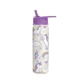 Unicorn Wishes Sparkle Water Bottle