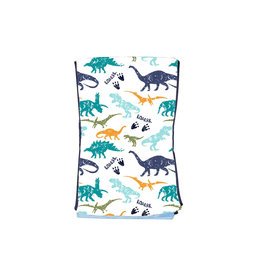 Baby Jar Dinosaurs Burp Cloth