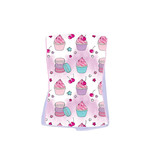Baby Jar Sweet Treats Burp Cloth
