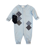 Too Sweet Patchwork Outfit