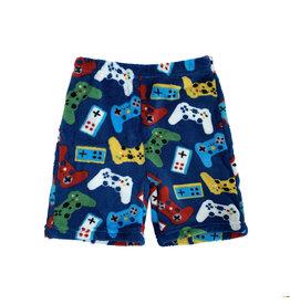 Confetti Gamer Fuzzie PJ Shorts