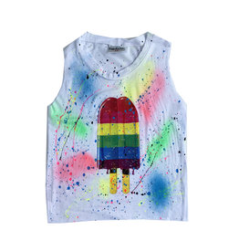 Firehouse Splatter Popsicle Tank